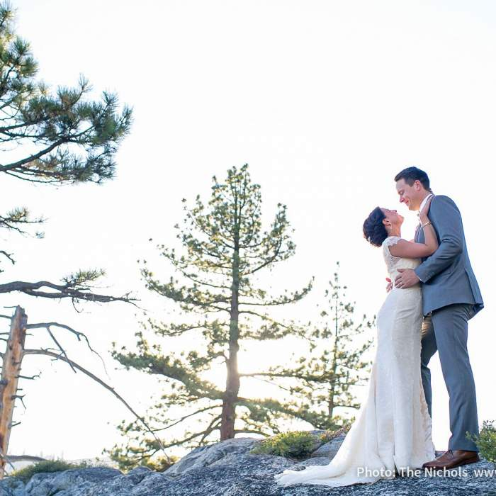 bear valley wedding
