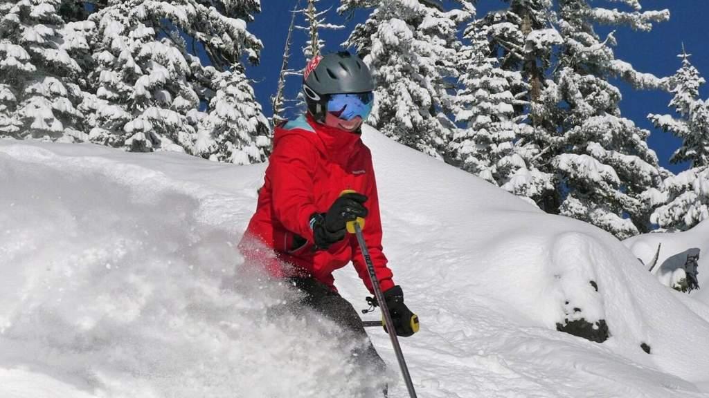 california ski resort - Bear Valley