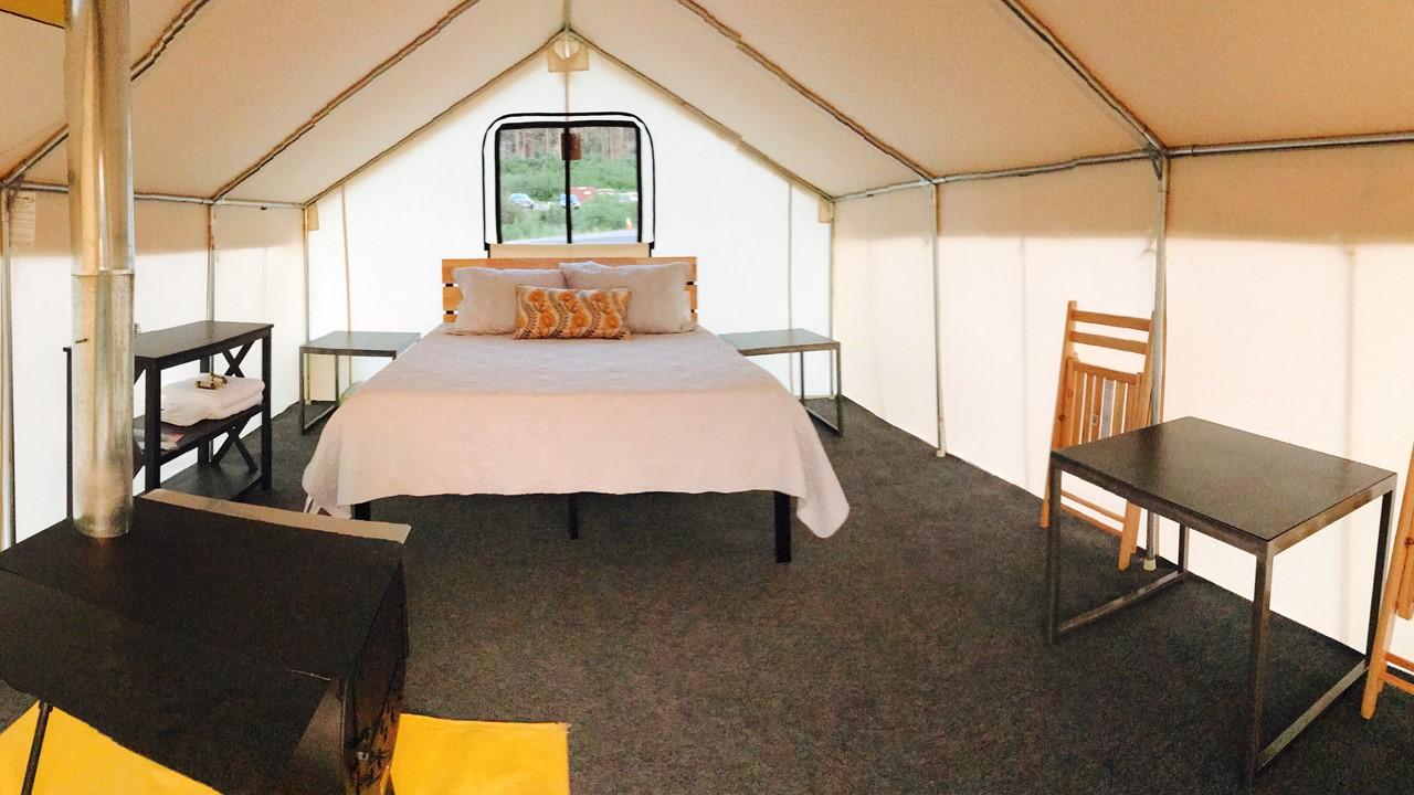 G Bear Tent Glamping Tents - Bear ...